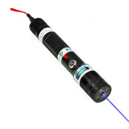 2000mW蓝色激光手电