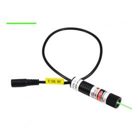 专业型绿色一字线激光准直模组
