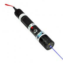 1500mW蓝色激光手电